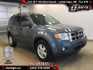 Used 2012 Ford Escape 4WD XLT-Heated Leather,Sunroof