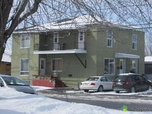 385 000$ - Quadruplex à vendre à St-Hyacinthe