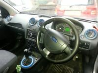 Fiesta 1.6 zetec S. Sporty and lowerd