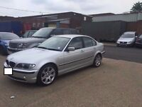 ** Quick Sale ** Excellent BMW 316 Special Edition 1.8 Petrol ONLY £1300