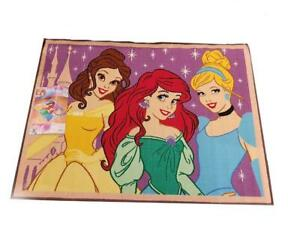 Disney Princess Decorative Rug Girls Bedroom Rugs Floor Mat 39.5 x 54 Inch