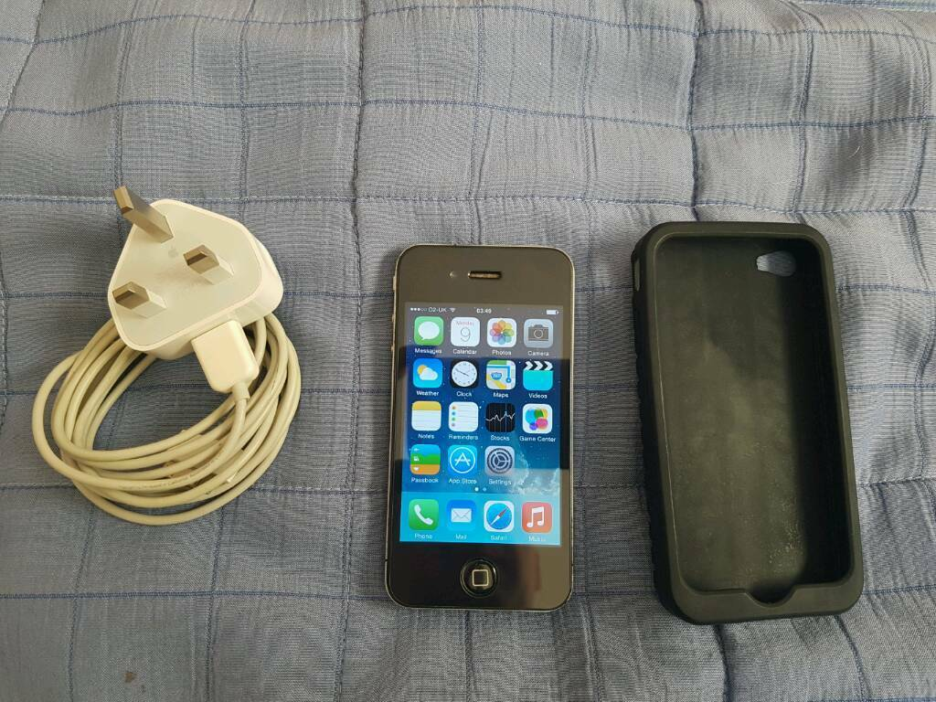 Iphone 4 unlockedin Leith Walk, EdinburghGumtree - Hi! For sale iphone 4 unlocked in black in great condition! Comes with charger and back cover.Thanks for looking!