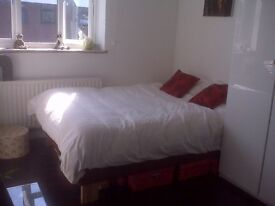 Sunny double room /Old st / modern furnished flat / living room/ bathroom/ kitchen/balcony