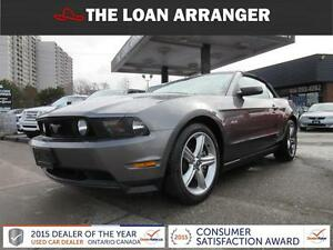 2011 Ford Mustang GT Convertible-Great Christmas Gift For Her
