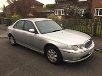 ROVER 75 TURBO DIESEL, BMW ENGINE, JUST HAD FULL SERVICE