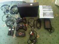 Xbox 360 s 12 games 2 wireless controllers avermedia lgp lite