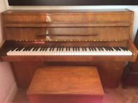 Lovely upright piano - ideal for beginners