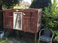 Pigeon cage home rabbit hutch