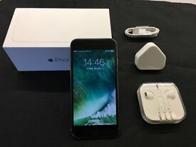 IPhone 6, 64 Gb on Vodafone, in immaculate condition, Space Grey