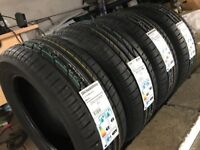 SPECIAL OFFER ANY CAR OR VAN BRAND NEW TIRES FROM £19.95