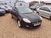 Fiat Bravo 1.9 Multijet Active 5dr, MOT TILL FEB 18. HPI CLEAR. GOOD CONDITION. P/X WELCOME