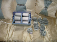 Andrew Collinge Volume Curl Roller Set New in box 12 rollers £15.00