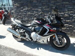 2008 Suzuki GSX650F LOWERED