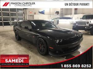 2015 Dodge Challenger R/T**SCAT PACK**392**BLACK ON BLACK**