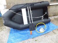 O2 Lite 255 Inflatable dinghy