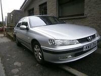 Peugeot 406 HDI (same owner since 2002)