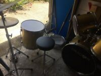 Dragon drum set for sale open to good offers