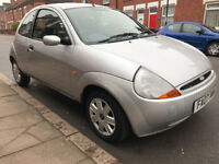 2007 Ford KA with 12months MoT