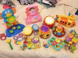 Toy bundle/baby toys