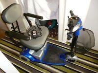 Medline strider mobility electric scooter (slight fault)