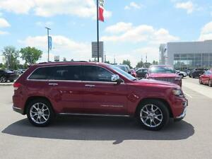 2014 Jeep Grand Cherokee Summit! 4x4! IV Hitch! London Ontario image 4