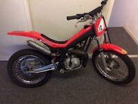 50cc beta trials bike