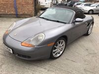 2001 Porsche Boxster S 3.2 Manual Petrol Convertible Full service history 3 keys