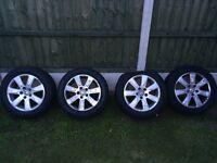 VW Passat Alloy Wheels 15'' 4x