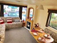 Static caravan for sale PACKAGE SITE FEES INCLUDED North West CONTACT DEAN morecmabe Heysham