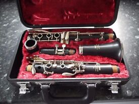 Yamaha Bb Clarinet (used but in good condition) great to start learning.