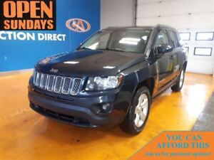 2014 Jeep Compass NORTH! 4X4! BACK UP CAM! FINANCE NOW!