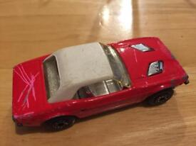 Matchbox Lesney 1975 Diecast Dodge Challenger No.1