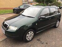 2003 Skoda Fabia 1.2 HTP Classic 5dr Cheap Insurance Road Tax @07445775115