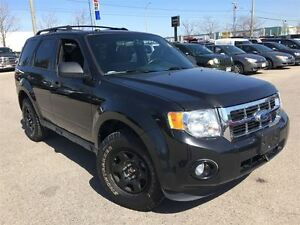 2011 Ford Escape XLT Automatic 3.0L**LEATHER**POWER SUNROOF**
