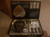 Academy of colour gel nails kit