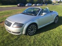 MUST SELL Audi TT MK1 **225BHP**Leather Heated Seats**Convertible** Low Mileage** Classic PX Part ex