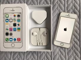 Iphone 5s 16GB gold O2 network