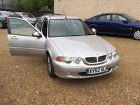 MG ZS-----8 months mot,remote key,alloys,spoiler,leather,ac,cd,excellent runner,great car.