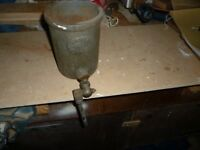 Wells No1 lathe can