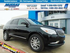 2017 Buick Enclave *Remote start! *Heated front seats! *Parking