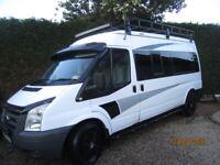 Ford, TRANSIT 350, 2008, 2402 (cc)