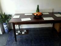 Solid Wood Dinning Table for sale