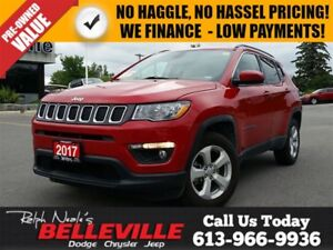 2017 Jeep Compass ALL NEW Compass ! Back UP CAM - EXT Warranty -