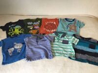 Baby boys clothes 18months - 2yrs (summer)