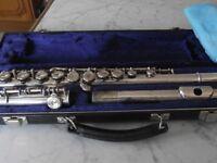 Flute for sale in original case.