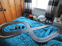 scalextric sport x1 extreme racing set excellent condition
