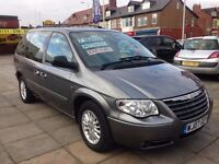 2007 Chrysler Voyager 2.8 Diesel Automatic