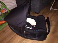 Car Seat and Base - Mothercare Ziba