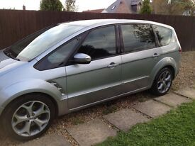FORD SMAX - FULLY LOADED - EX FORD DEMO CAR!!!