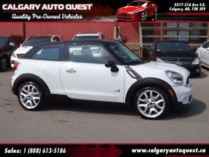 2013 MINI Cooper Paceman Cooper S AWD/NAVIGATION/LEATHER/ROOF